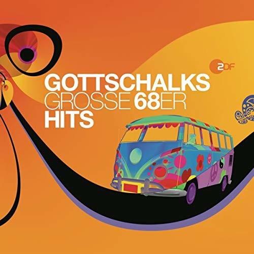 Gottschalks Grosse 68er Hits (CD)