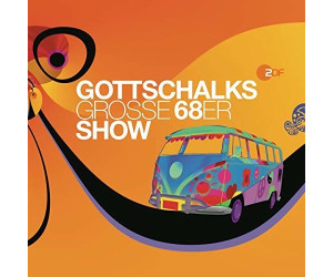 Gottschalks Grosse 68er Show (CD)