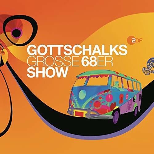Gottschalks Grosse 68er Show (CD)