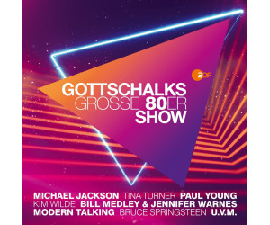 Gottschalks Grosse 80er Show (CD)