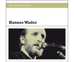 Hannes Wader - Die Liedermacher: Hannes Wader (CD)