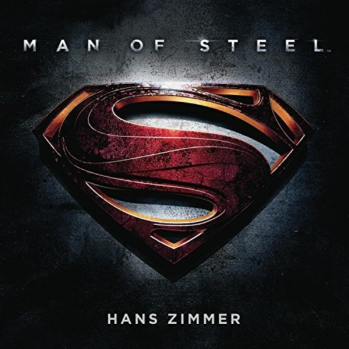 Hans Zimmer - Man Of Steel (CD)