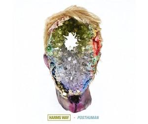 Harms Way - Posthuman (CD)