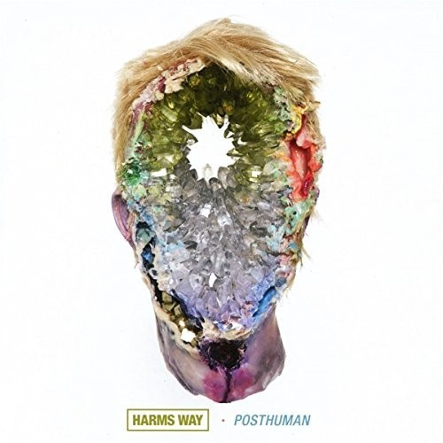 Harms Way - Posthuman (CD)