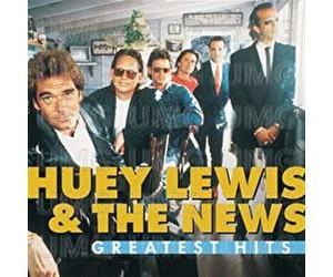 Huey Lewis, Huey Lewis & The News - Greatest Hits (CD)