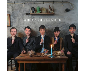 Absynthe Minded - Absynthe Minded (CD)