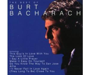 Burt Bacharach - Best Of Burt Bacharach (CD)