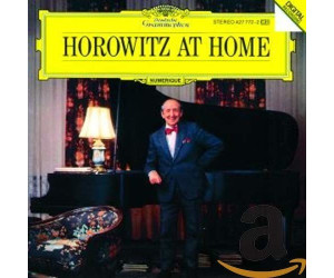 Vladimir Horowitz - Horowitz At Home (CD)