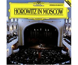 Vladimir Horowitz - Horowitz In Moskau (CD)