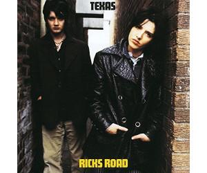 Texas - Rick's Road (CD)