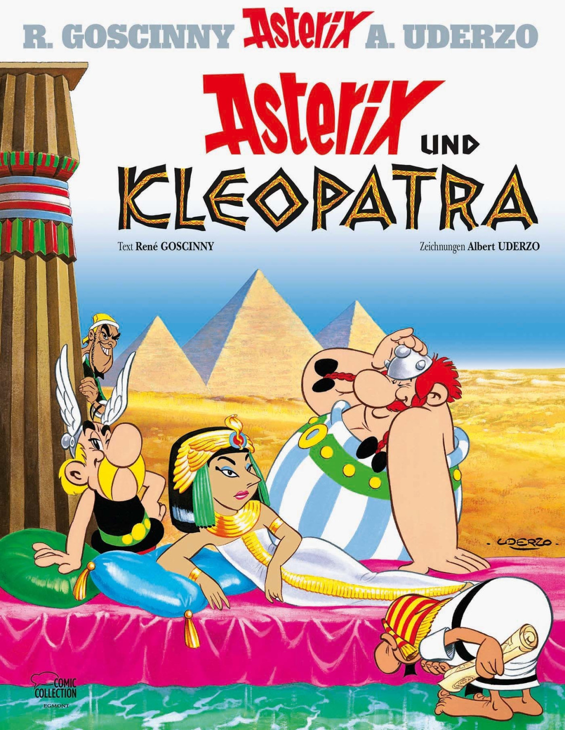 Image of Asterix 02 (9783770436026)