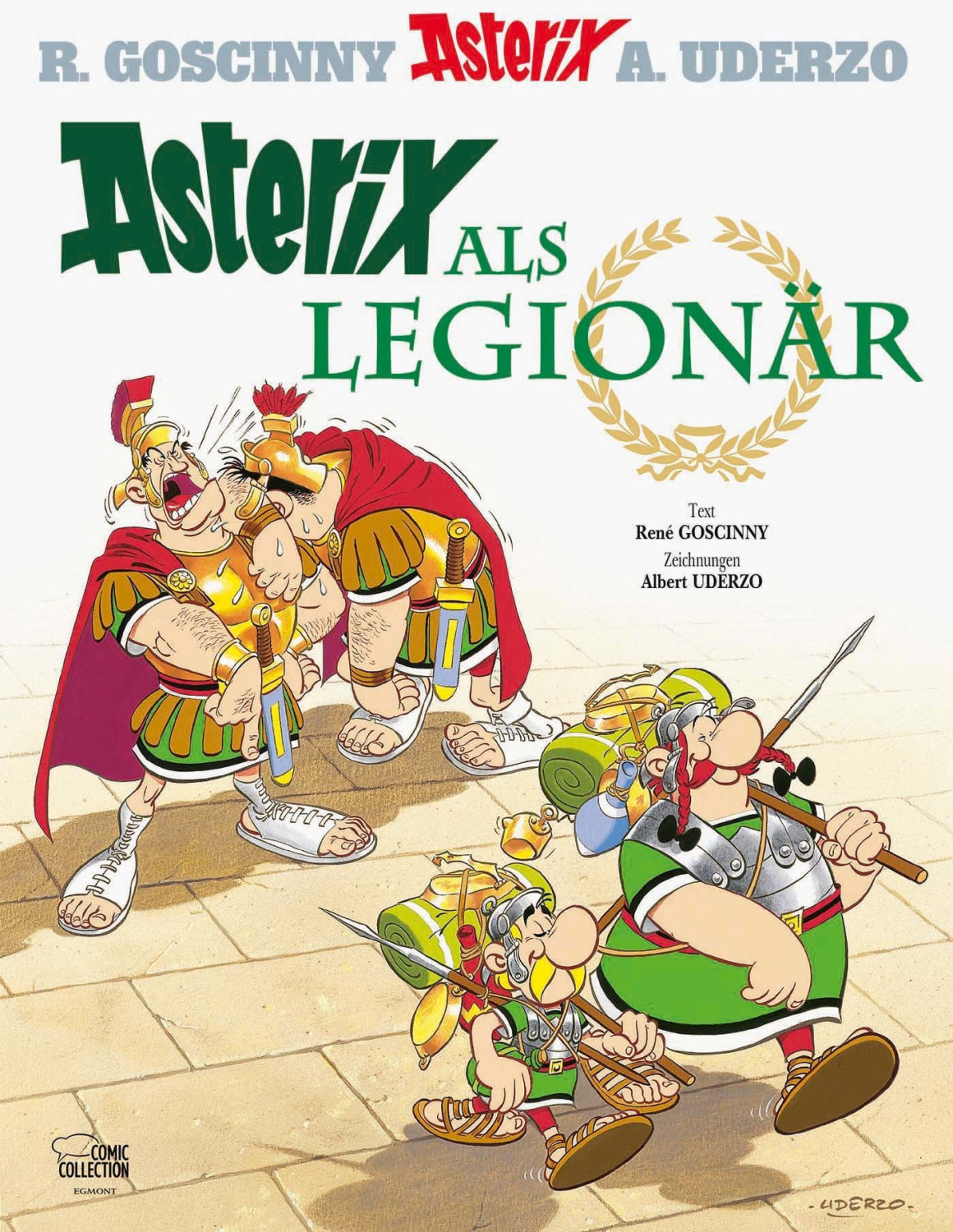 Image of Asterix 10 (9783770436101)