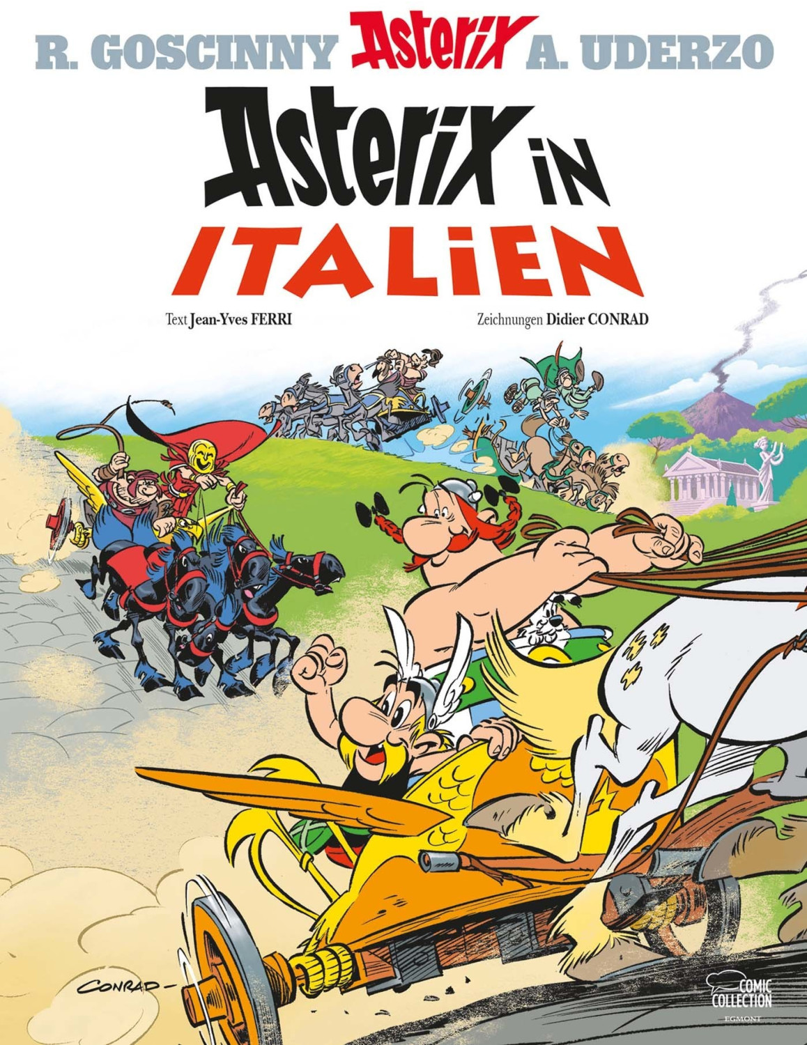 Image of Asterix 37 (9783770440375)