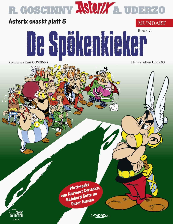 Image of Asterix Mundart Plattdeutsch V (9783770438419)