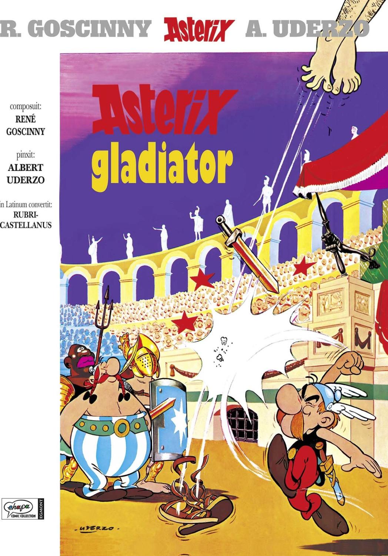 Image of Asterix. Lateinische Ausgabe. (9783770400546)