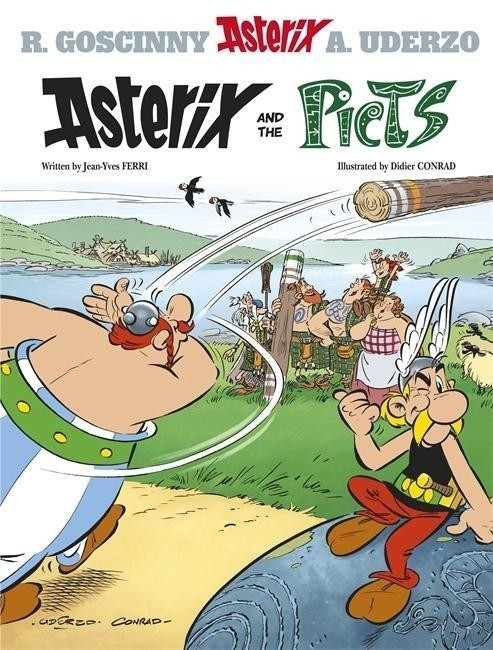 Image of Asterix and the Picts (9781444011692)