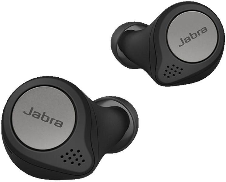 Jabra Elite Active 75t (Titanium-Black)