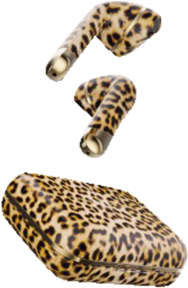 Image of Happy Plugs Air 1 Leopard