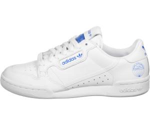 Adidas Continental 80 cloud white/cloud white/bluebird ab 61 ...