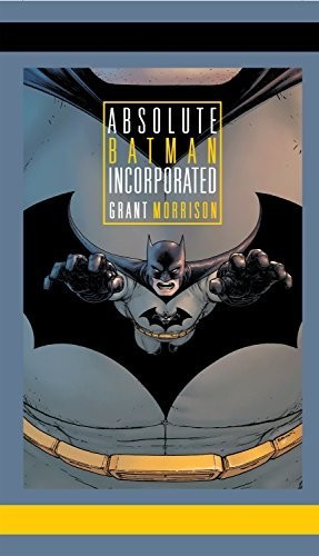 Image of Absolute Batman Incorporated (9781401251215)