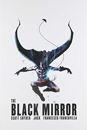 Image of Absolute Batman: The Black Mirror (9781401289553)