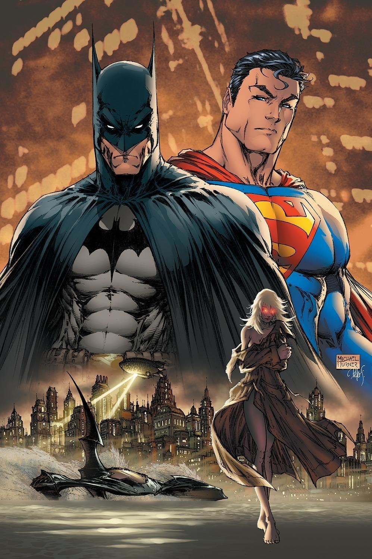 Image of Absolute Superman/Batman Vol. 1 (9781401240967)