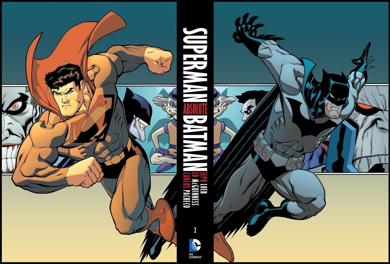 Image of Absolute Superman/Batman Vol. 2 (9781401248178)