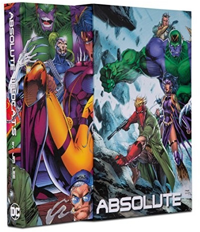 Image of Absolute WildC.A.T.S. by Jim Lee (9781401274955)
