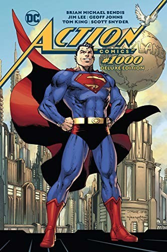 Image of Action Comics #1000: The Deluxe Edition (9781401285975)