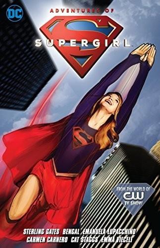 Image of Adventures of Supergirl Vol. 1 (9781401262655)