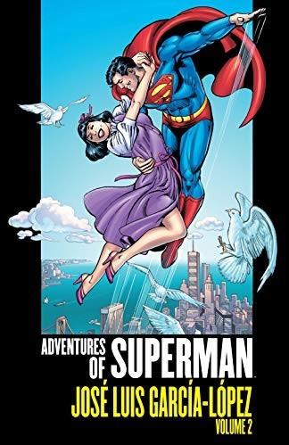Image of Adventures of Superman: Jose Luis Garcia-Lopez Vol. 2 (9781779501028)