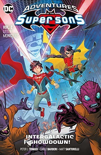 Image of Adventures of the Super Sons Vol. 2 (9781401295073)