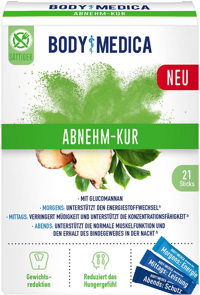 Abnehm-Kur Pulversticks (21x5g)