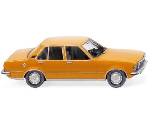 Opel Rekord ´61 Auslauf 6//19 Rot WIKING 0071 49 Mod-Pflege 10//18 1:87 // H0