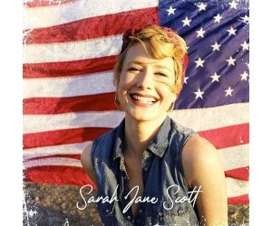 Sarah Jane Scott - Sarah Jane Scott (CD)