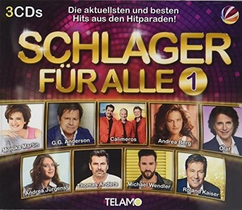 Schlager für alle (CD)