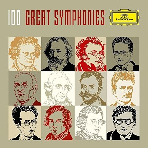 Image of 100 Great Symphonies (Limited Edition) (CD)