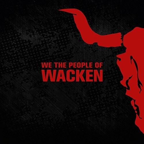 We The People Of Wacken (CD)