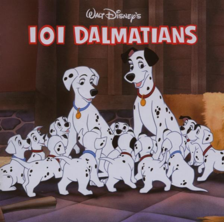 Image of 101 Dalmatians (101 Dalmatiner) - Englische Version (CD)