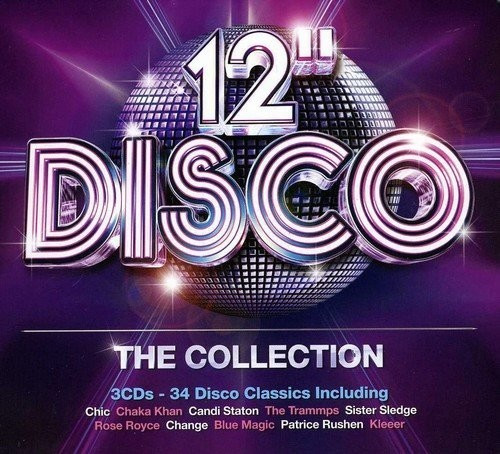 Image of 12 Inch Disco - The Collection (CD)
