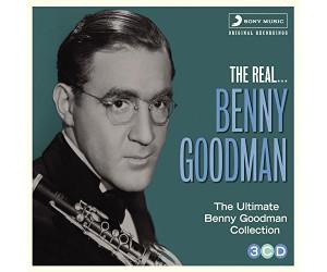 Benny Goodman - The Real Benny Goodman (CD)