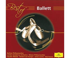 Best Of Ballett (CD)