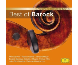 Best Of Barock (Cc) (CD)