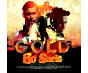 Bo Saris - Gold (CD)
