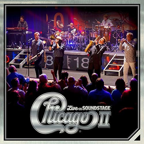 Chicago - Chicago II - Live On Soundstag (CD)