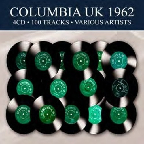 Image of Columbia Records 1962 (CD)