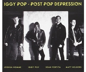 Iggy Pop - Post Pop Depression (CD)