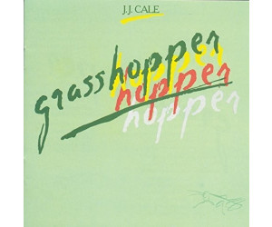 J.J. Cale - Grasshopper (CD)