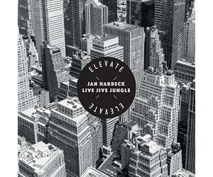 Jan Live Jive Jungle Harbeck - Elevate (CD)