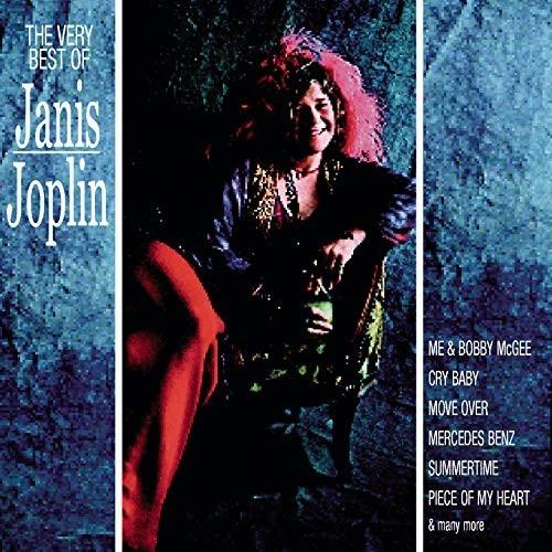 Janis Joplin - Best Of Janis Joplin, The Very (CD)